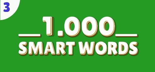 1000 SMART WORDS NO.3