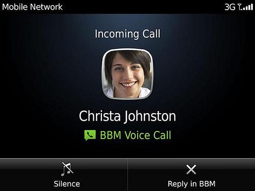 Messenger Call Service