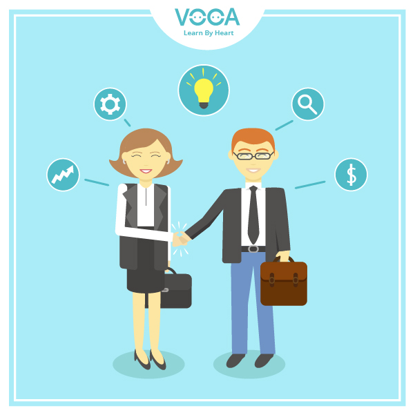 Partnerships (Vocab)