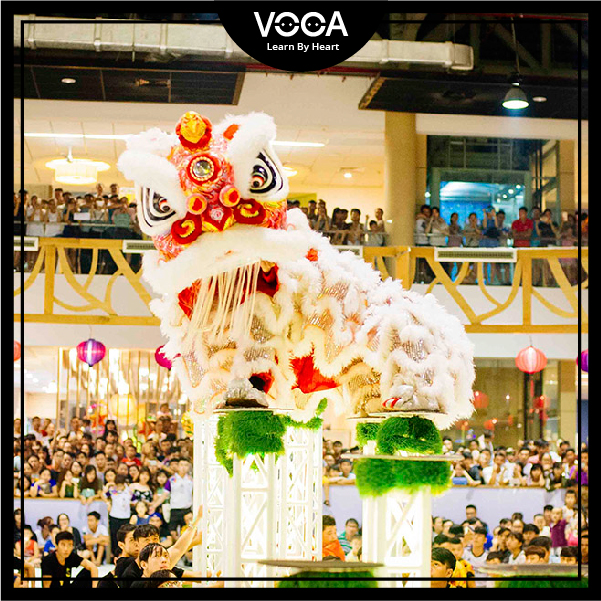 FESTIVALS IN VIET NAM (Getting started)