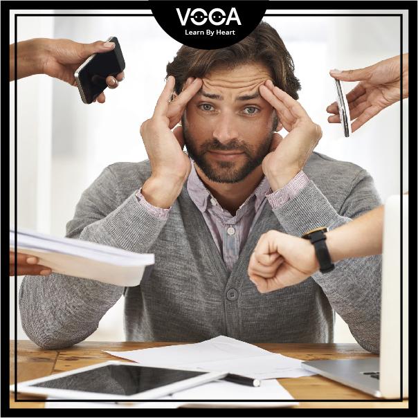 Stress (Vocab)