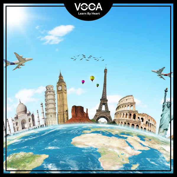 Travel (Vocab)