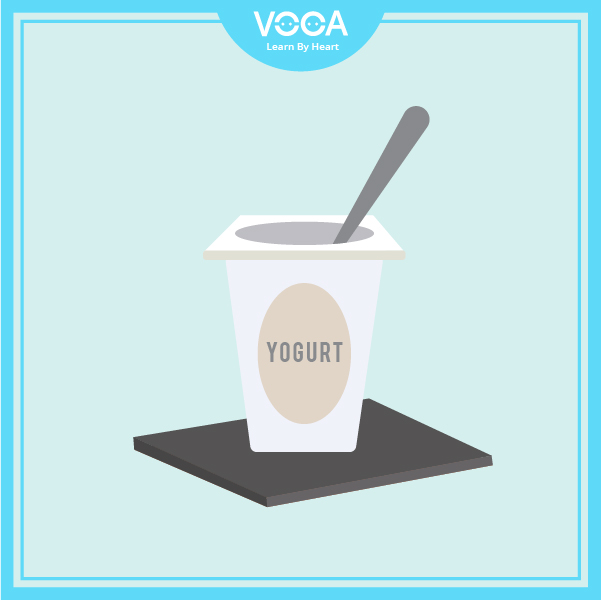 yoghurt