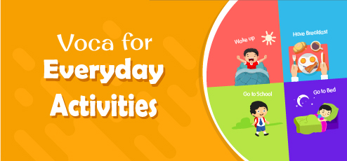 VOCA For EVERYDAY ACTIVITIES