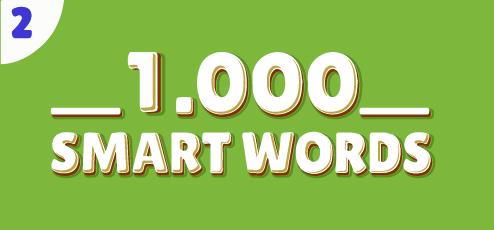 1000 SMART WORDS NO.2