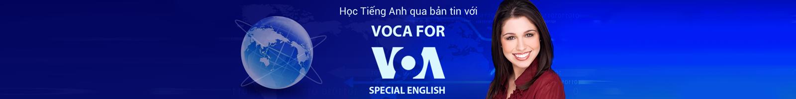 VOCA for VOA Special English