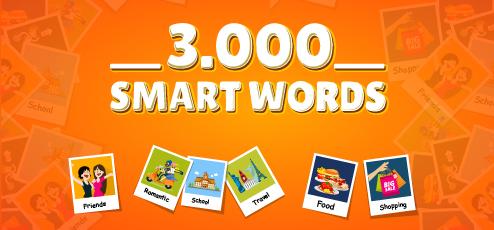 3000 SMART WORDS