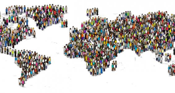 WORLD POPULATION - LANGUAGE FOCUS