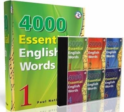 Giáo trình 4000 Essential English Words của giáo sư Paul Alen.