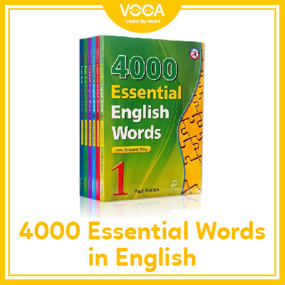 4000 essential words in english