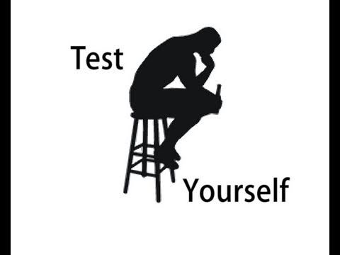 TEST YOURSELF C