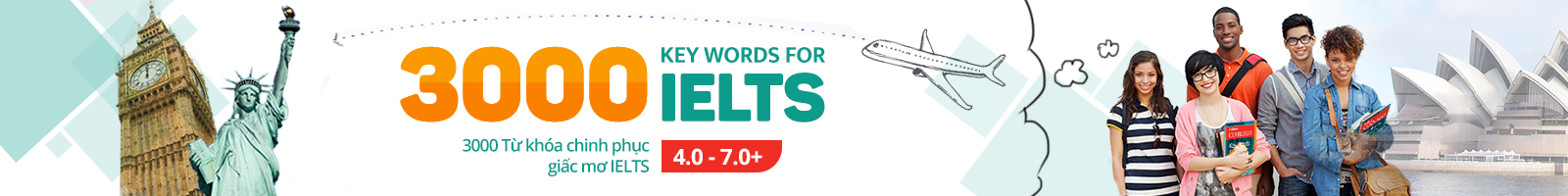 3000 KEY WORDS FOR IELTS