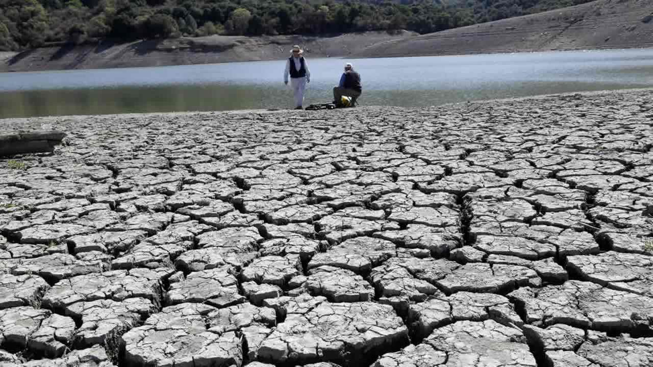 CALIFORNIA'S DRY WEATHER