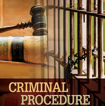 CRIME 2: CRIMINAL PROCEDURE 1