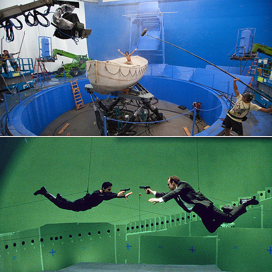 HOLLYWOOD VISUAL EFFECTS