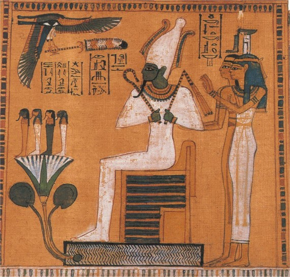 OSIRIS AND THE NILE