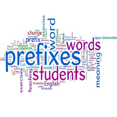 PREFIXES AND SUFFIXES: CHANGING WHAT WORDS ME