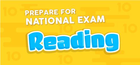 Prepare For National Exam