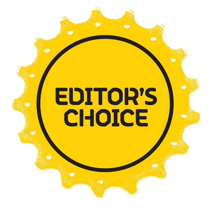 THE EDITOR'S CHOICE
