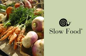 THE SLOW FOOD MOVEMENT