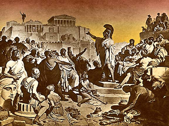 THUCYDIDES AND THE PLAGUE OF ATHENS
