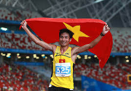 THE 22ND SEA GAMES - LANGUAGE FOCUS