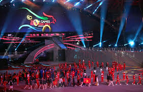 THE 22ND SEA GAMES - WRITING