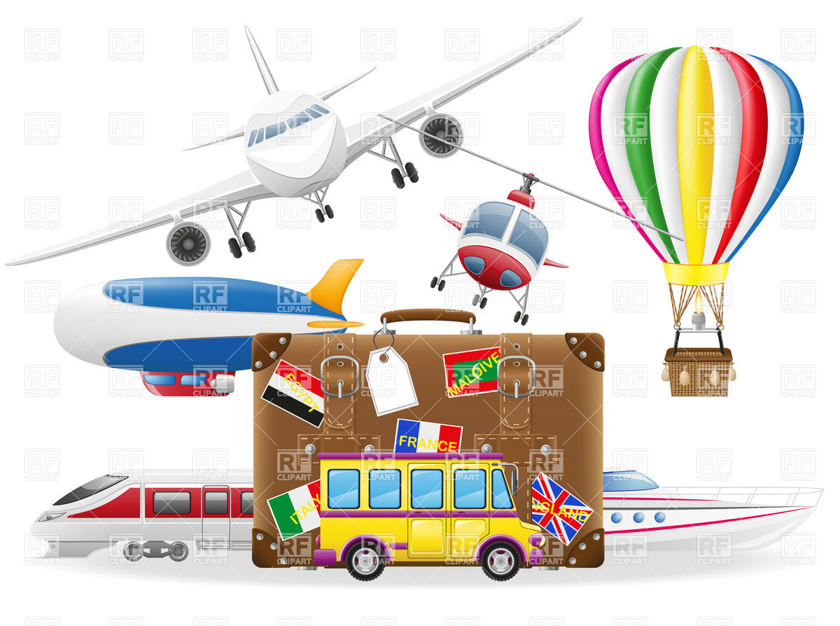 TRANSPORTATION AND TRAVEL 1