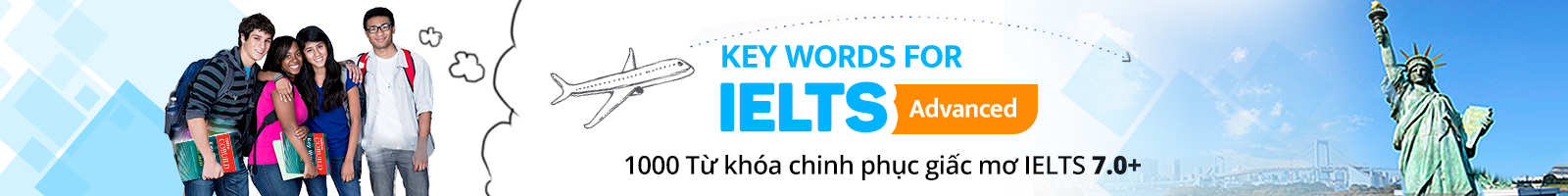 KEY WORDS FOR IELTS (Advanced)