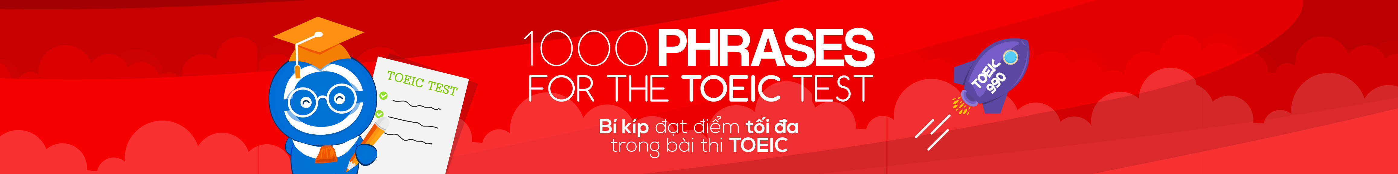 1000 Essential Phrases for The TOEIC Test