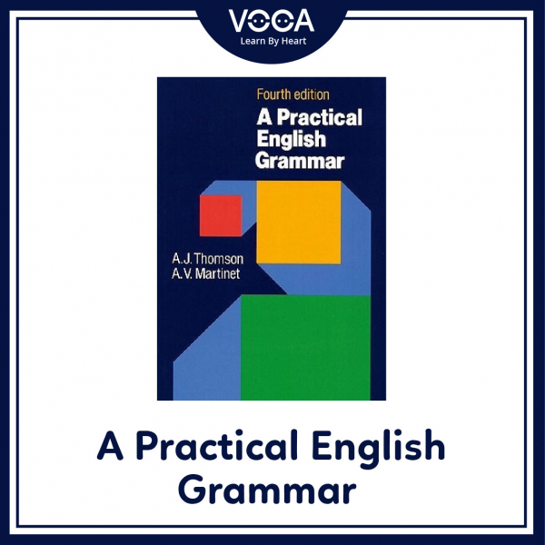 A Practice English Grammar