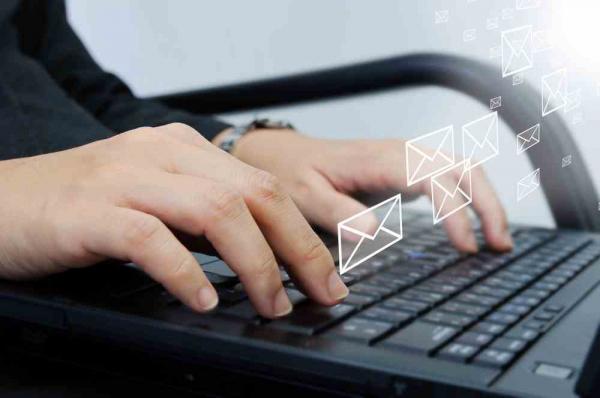 Cách gửi email đúng