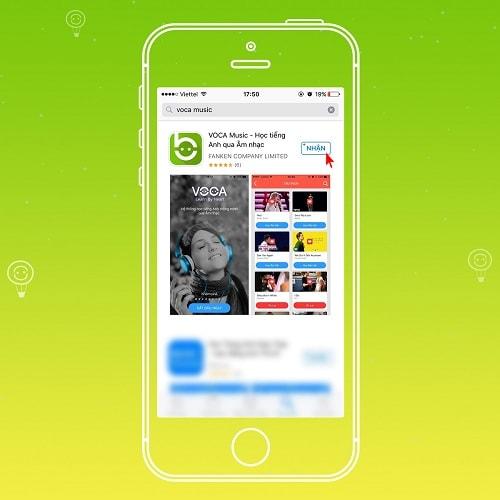 download app voca music