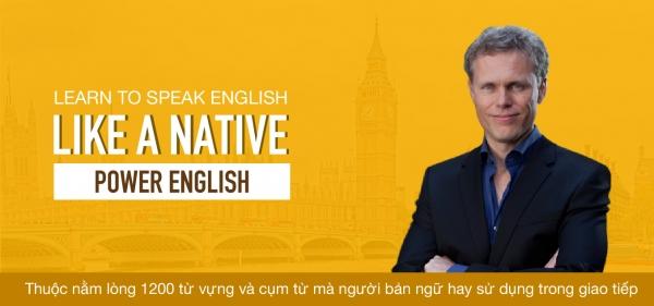 Bộ từ vựng Power English bao gồm 1200 từ vựng, cụm từ và thành ngữ tiếng Anh quan trọng của giáo trình Power English.