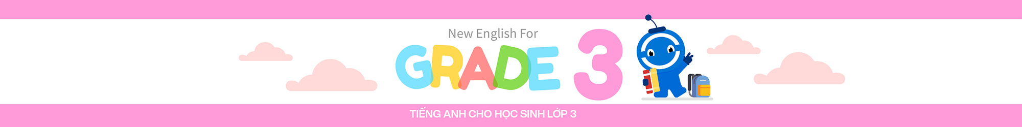 NEW ENGLISH FOR GRADE 3