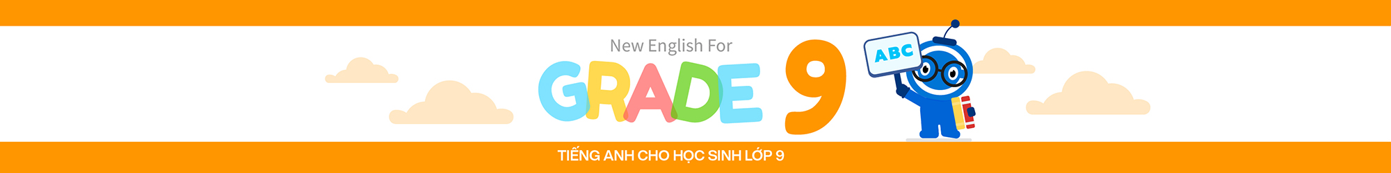 NEW ENGLISH FOR GRADE 9