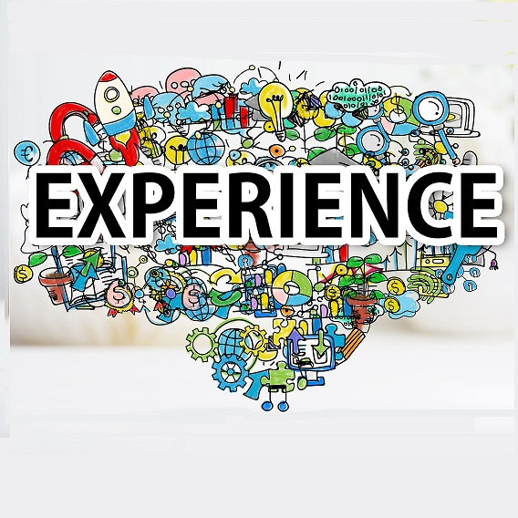 TALKING ABOUT EXPERICENCES