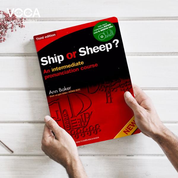 giáo trình học phát âm tiếng anh hiệu quả ship or sheep