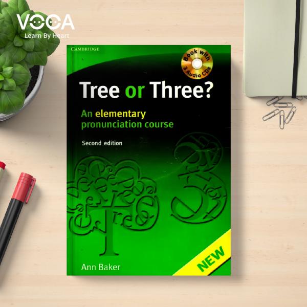 giáo trình học phát âm tiếng anh tree or three