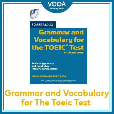 grammar and vocabulary for the toeic