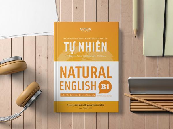 học tiếng anh giao tiếp với natural english b1