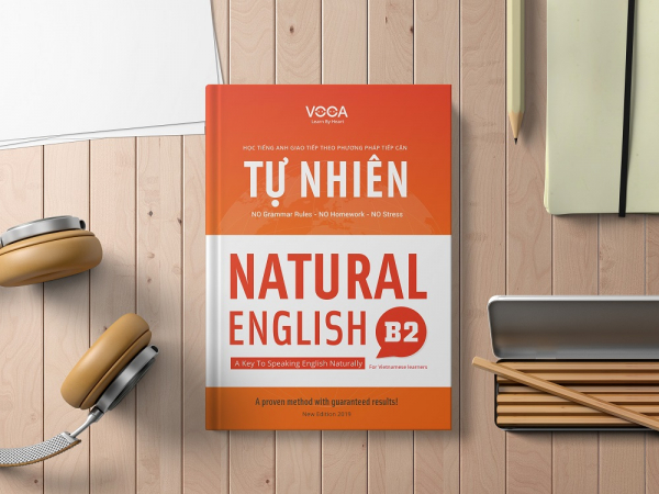 học tiếng anh giao tiếp với natural english b2