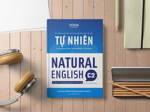 học tiếng anh giao tiếp với natural english c2