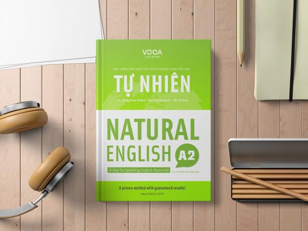 học tiếng anh giao tiếp với natural english a2