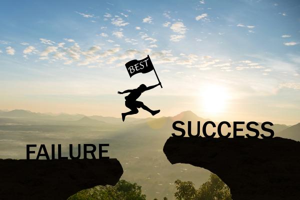 Người thành công là không bao giờ từ bỏ mục tiêu