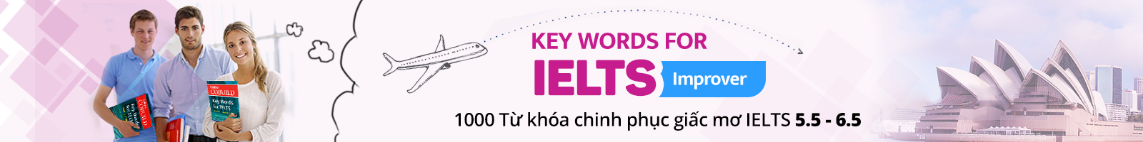 KEY WORDS FOR IELTS (Improver)