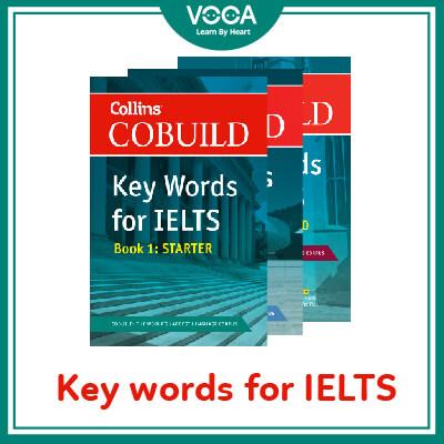 Giáo trình Key Words for IELTS của Collins