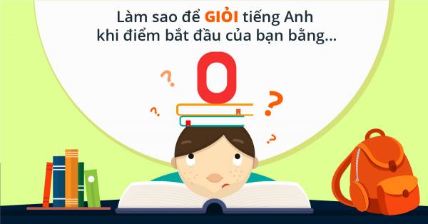 Làm sao để học giỏi tiếng Anh