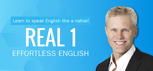 LEARN REAL ENGLISH