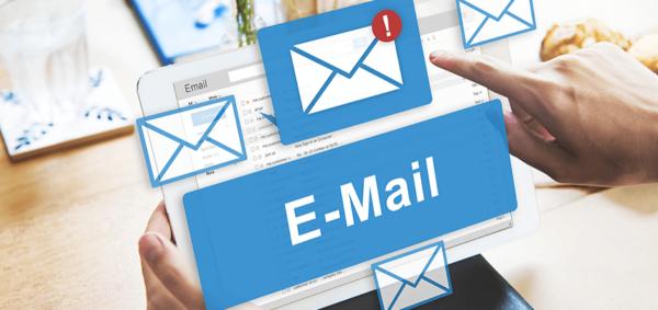 mẫu email bằng tiếng anh